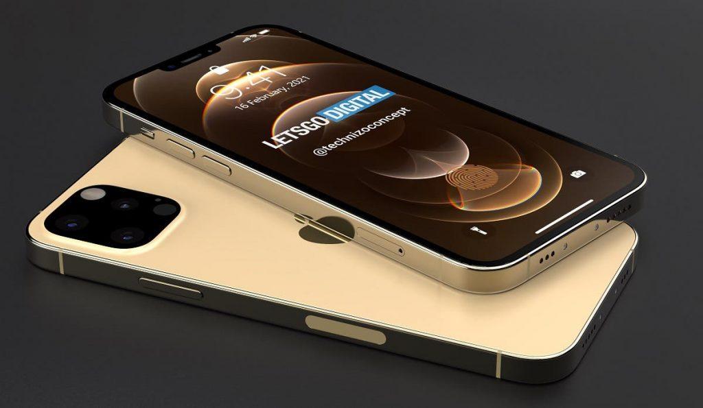 ايفون 13 برو iPhone 13 Pro يظهر في فيديو وصور مسرّبة بجودة عالية