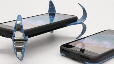 الوسادة الهوائية للهواتف الذكية