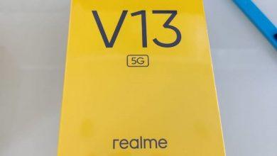 ريلمي في 13 - Realme V13 يظهر في صور حية بأحدث التسريبات