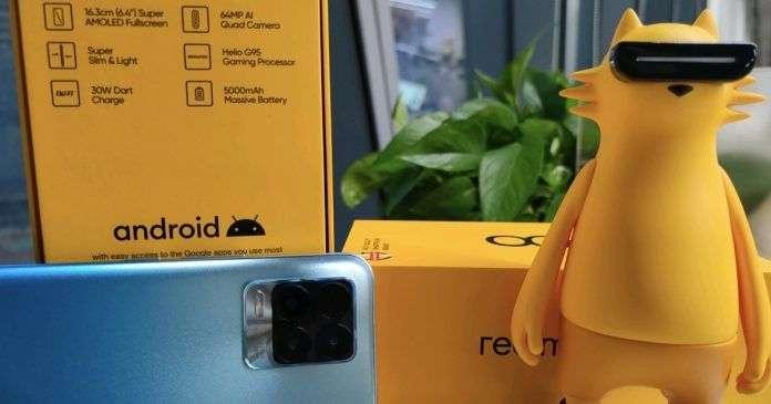 ريلمي 8 برو Realme 8 Pro يحصل على شهادات جديدة .. وتحديد يوم الإطلاق!
