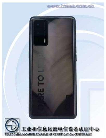 مواصفات ريلمي جي تي نيو Realme GT Neo أول هاتف ذكي بشاشة منحنية للعلامة التجارية
