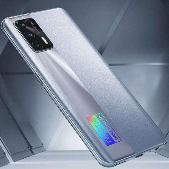 ريلمي جي تي - realme GT تسريب يكشف عن هاتف جديد ضمن السلسلة
