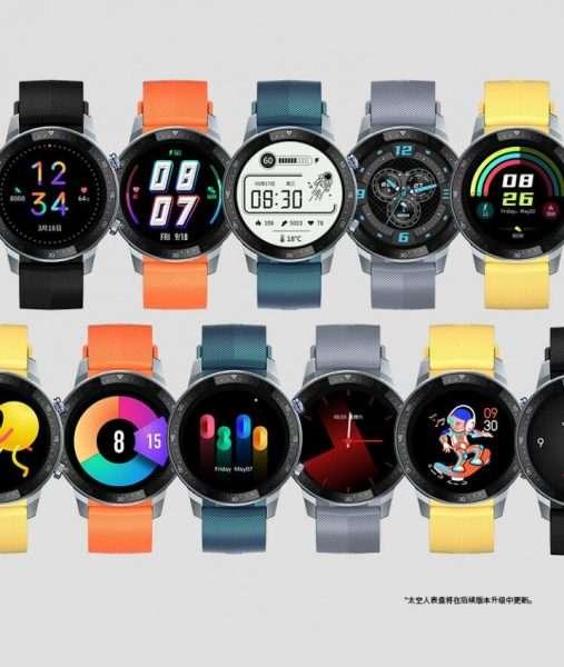 ساعة زد تي اي ووتش جي تي بألوانها المختلفة