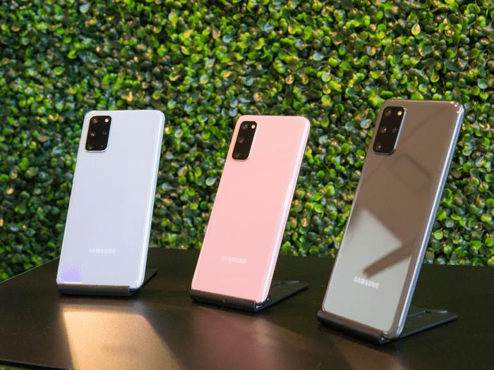 سعر و مواصفات سامسونج جالكسي اس 20 - Samsung Galaxy S20 المميزات والعيوب