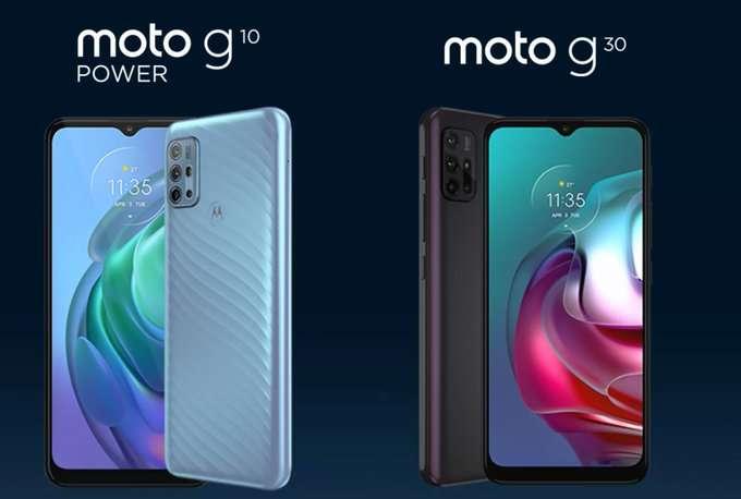 موتو جي 10 باور Moto G10 Power يتألق بمواصفاته الرئيسية في فيديو تشويقي رسمي