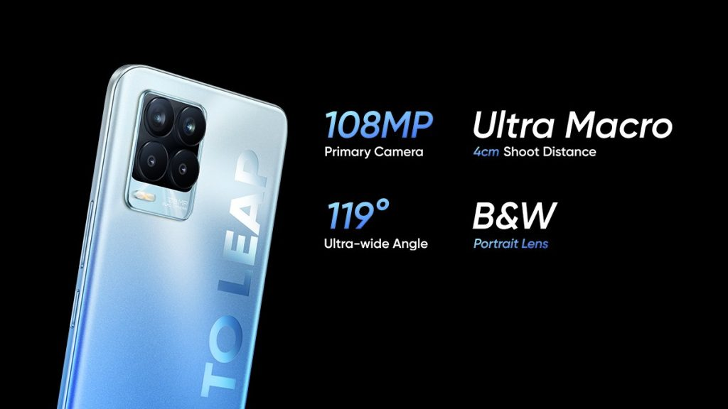 مواصفات ريلمي 8 برو Realme 8 Pro