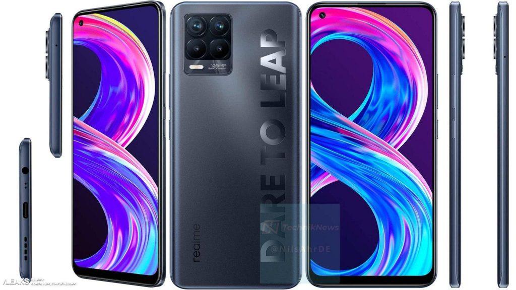 ريلمي 8 برو - realme 8 Pro كل ما نعرفه عن الهاتف قبل الإعلان الرسمي