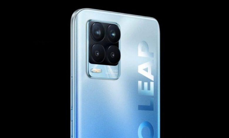 ريلمي 8 برو - Realme 8 Pro فيديو جديد يكشف الواجهة الأمامية للهاتف   رقمي Raqami TV