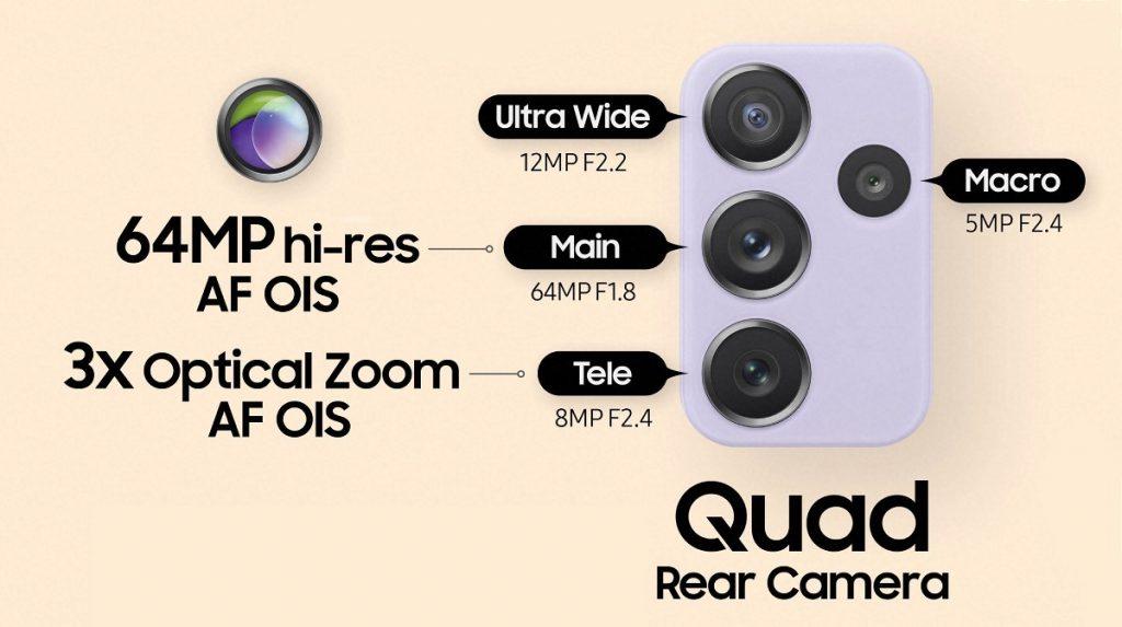 سامسونج جالكسي اي 72 - Galaxy A72 رسميًا السعر والمواصفات