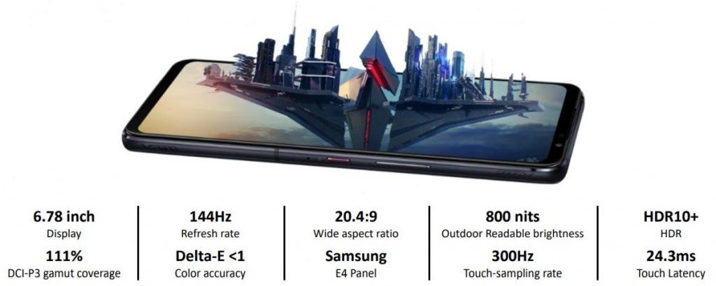اسوس روج فون 5 - Asus Rog Phone 5 مواصفات وسعر الهاتف رسميًا