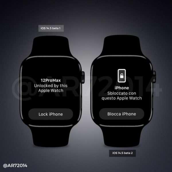 تحديث اي او اس iOS 14.5 أروع مميزاته وموعد طرح الإصدار النهائي