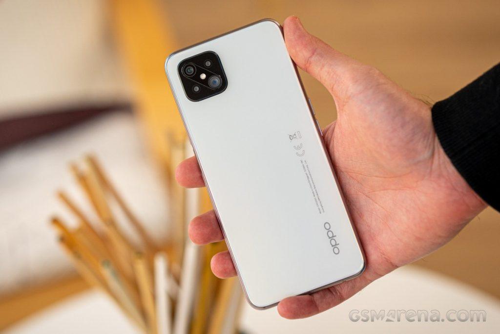 اوبو رينو 5 زد - OPPO Reno5 Z هاتف جديد يحصل على العديد من شهادات الاعتماد