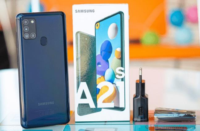 جالكسي اي 21 اس - Galaxy A21s يحصل على تحديث أندرويد 11 وواجهة One UI 3.0