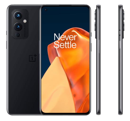 ون بلس 9 - OnePlus 9 هواتف السلسلة تظهر في صور عالية الدقة