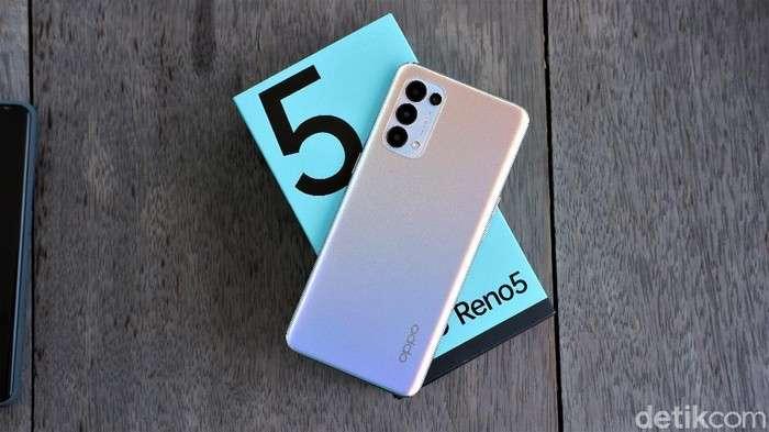 أوبو رينو 5 5G أقوى أربع مميزات في الهاتف OPPO Reno 5