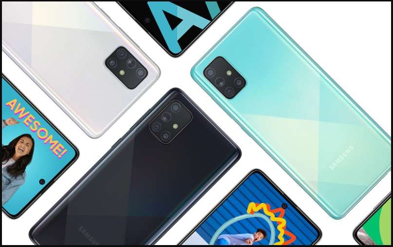 جالكسي اي 71 - Galaxy A71 يتلقى تحديث One UI 3.1 أندرويد 11
