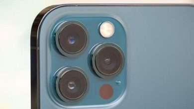صورة تقريبية لكاميرات ايفون 13 برو ماكس
