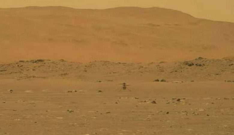 لؤي البسيوني مهندس فلسطيني شارك في نجاح هليكوبتر المريخ