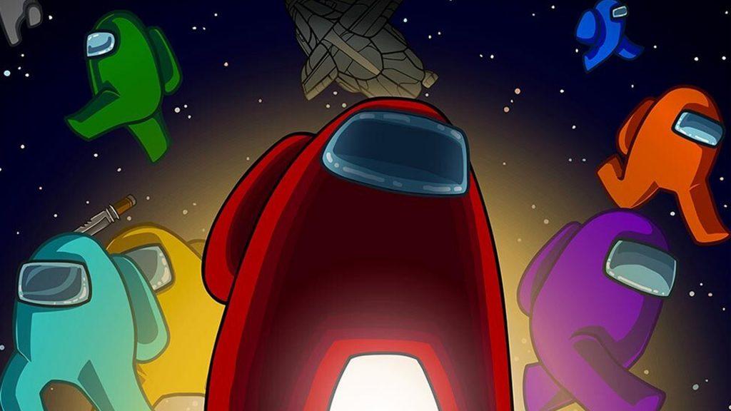 لعبة امونج اس Among Us قادمة إلى بلايستيشن 4 و 5 بمميزات حصرية !