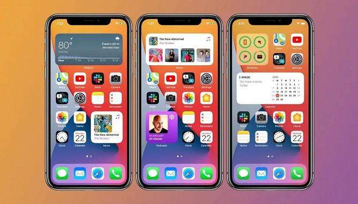 تحديث اي او اس iOS 14 يصل إلى 90% من هواتف الأيفون مع اقتراب إطلاق iOS 15