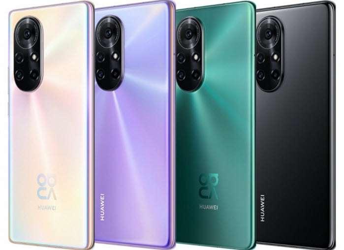 سعر ومواصفات هواوي نوفا 8 برو فور جي - Huawei Nova 8 Pro 4G رسميًا بشحن قوي