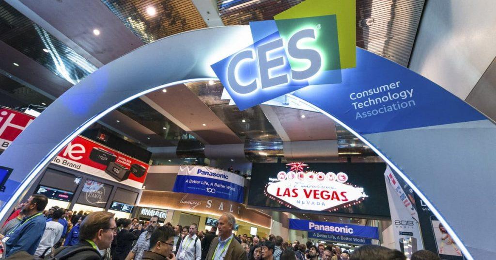 معرض CES للالكترونيات الاستهلاكية سوف يعود في 2022