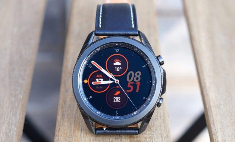 جالكسي ووتش 3 - Samsung Galaxy Watch 3 تتلقى تحديثًا لاستقرار النظام