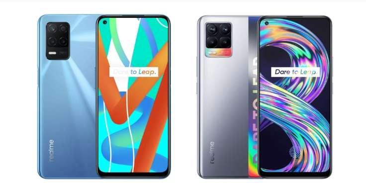 سعر ومواصفات ريلمي 8 Realme 8 5G رسميًا