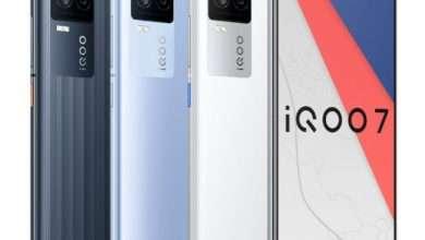 سعر ومواصفات اي كيو او او 7 - iQOO 7 المميزات كاملة من موقع الشركة