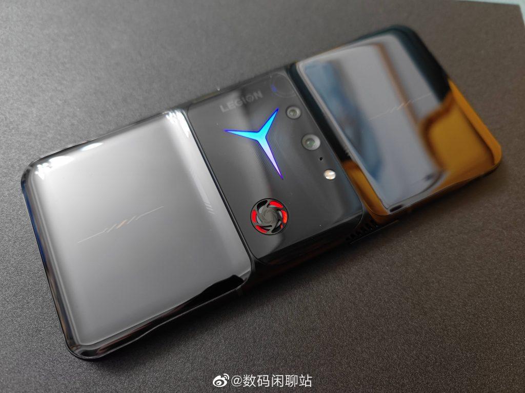لينوفو ليجن 2 برو - Lenovo Legion 2 Pro تأكيد شكل وتصميم الهاتف رسميًا