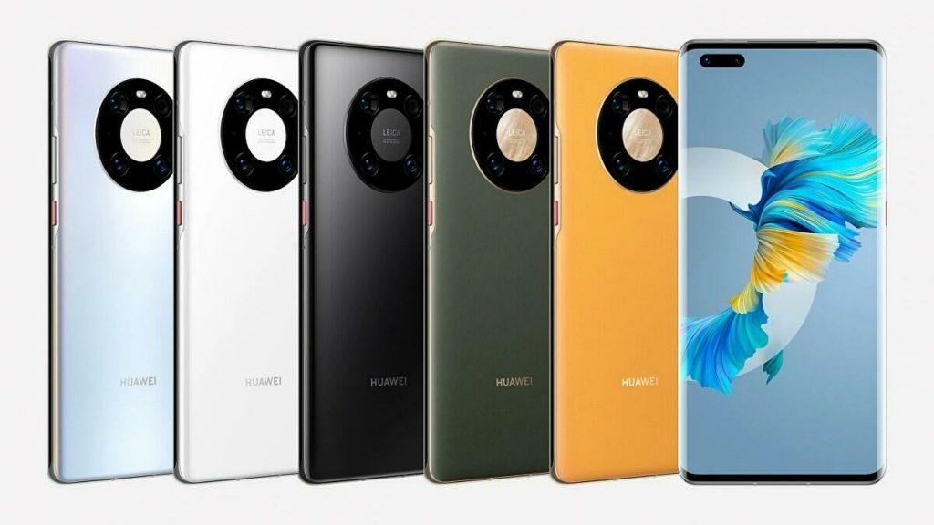 هواوي ميت 40 برو Huawei Mate 40 Pro هل سيكون أول من يحصل على نظام هارموني او اس 2.0 ؟