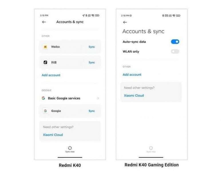 مفاجأة صادمة هاتف ريدمي كي 40 للألعاب - Redmi K40 Game Edition لا يدعم خدمات جوجل