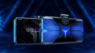 لينوفو ليجن 2 برو LENOVO LEGION 2 PRO GAMING سيحتوي على كاميرا سيلفي جانبية!