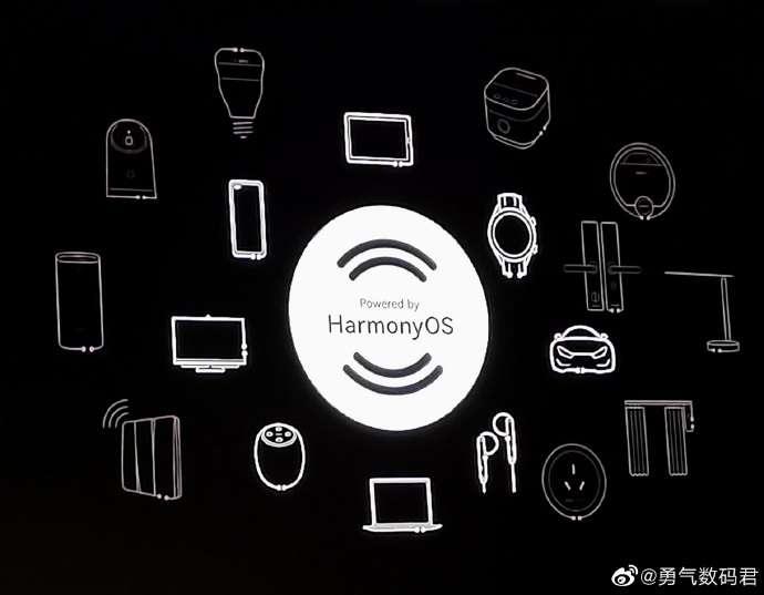 هارموني او اس - HarmonyOS فيديو حقيقي لنظام هواوي القادم على أحد الهواتف