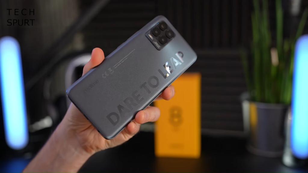 ريلمي 8 برو Realme 8 Pro يتلقى تحديثًا لتحسين الكاميرا وإصلاح مشكلة البصمة!