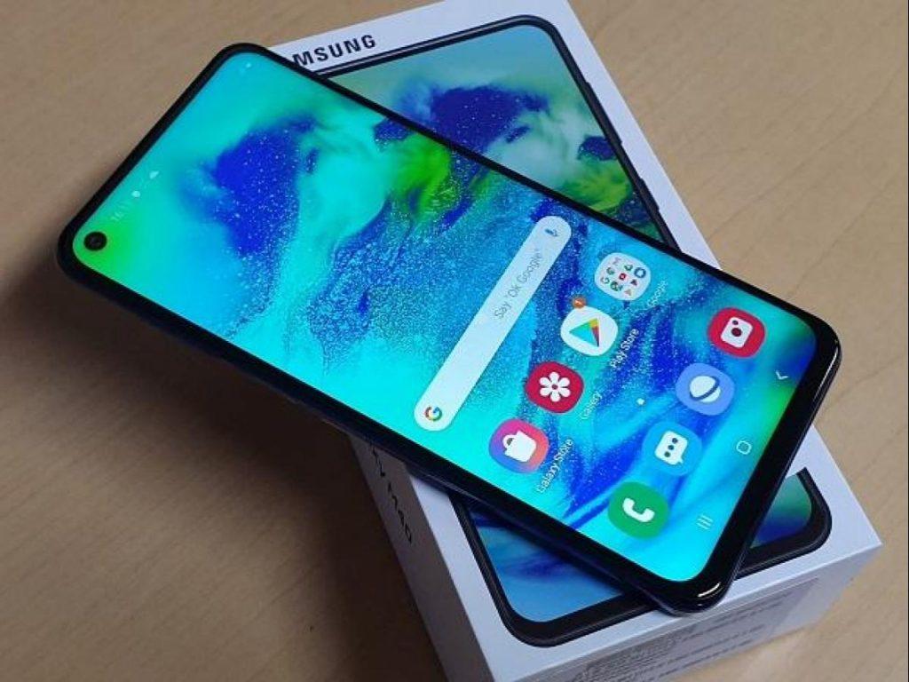 جالكسي ام 40 - Galaxy M40 يتلقى تحديث Android 11