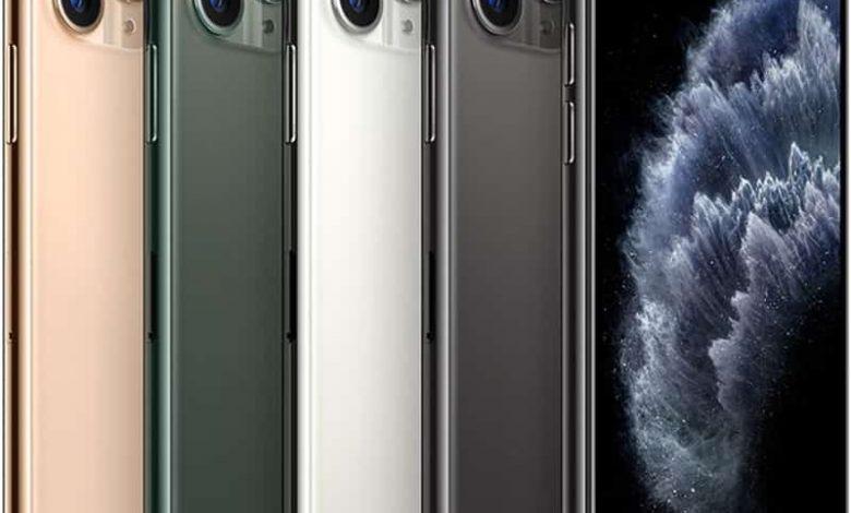 ايفون 11 برو iPhone 11 Pro يُباع بأكثر من ضعفيْ الثمن 2700 $ .. اعرف لماذا ؟