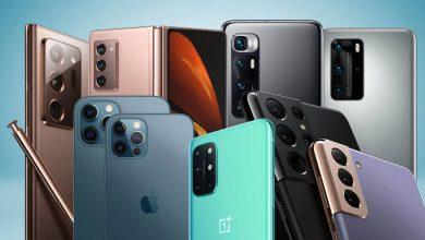 سامسونج تتصدر مبيعات الهواتف الذكية 2021 .. إليكم التفاصيل!