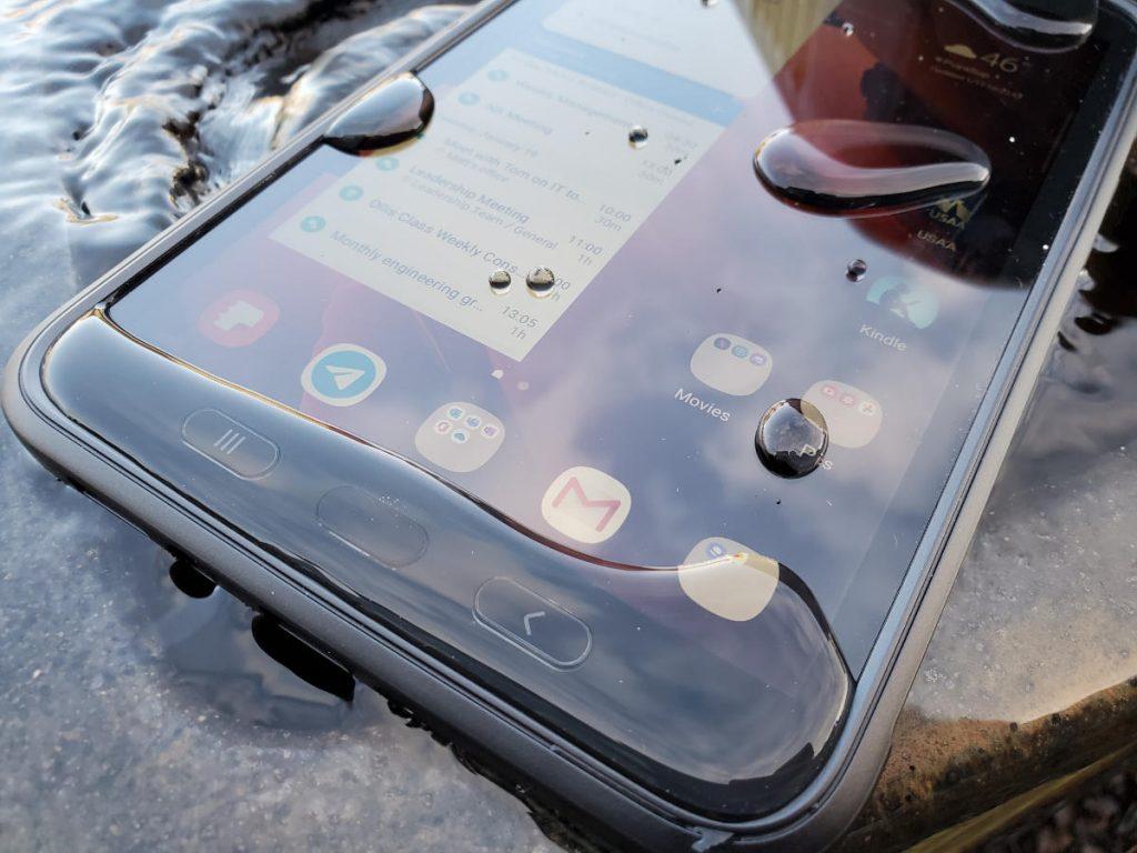 Galaxy Tab Active3