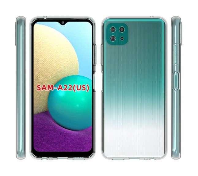 سامسونج جالكسي ام 22 - Samsung Galaxy M22 المواصفات الرئيسية تظهر قبل إطلاقه