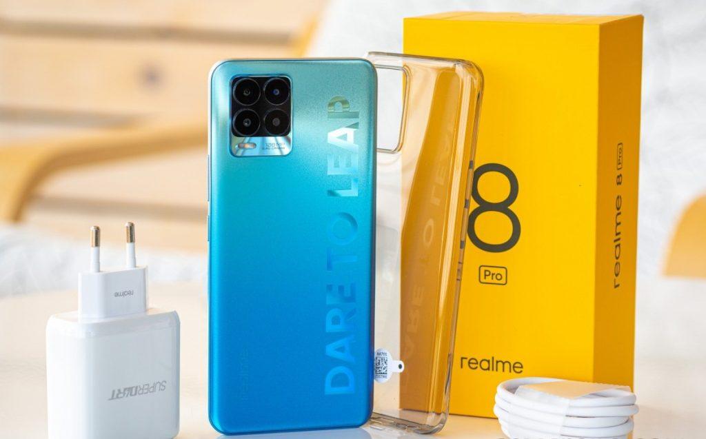 ريلمي 8 برو Realme 8 Pro