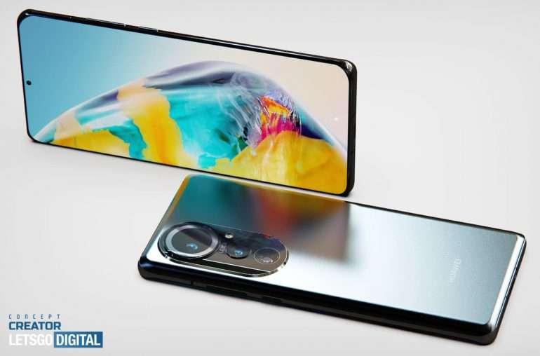 هواوي بي 50 برو - Huawei P50 Pro كشف تصميم الهاتف كاملًا لأول مرة في تسريبات مصوّرة