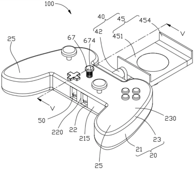 اوبو تحصل على براءة اختراع لذراع تحكم بالألعاب مع مميزات جديدة