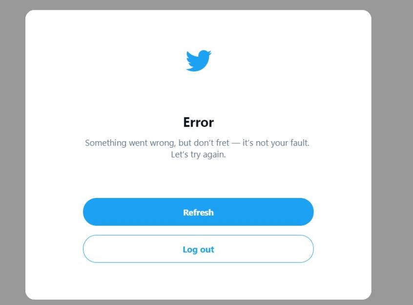 عطل مفاجئ يصيب تويتر يثير استياء المستخدمين حول العالم