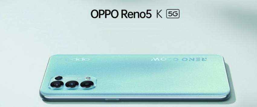 مواصفات اوبو رينو 5 اي - OPPO Reno5 A بحسب التسريبات الأولية