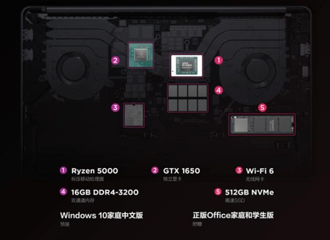 مواصفات لينوفو Xiaoxin Pro 16 2021 وسعره رسميًا