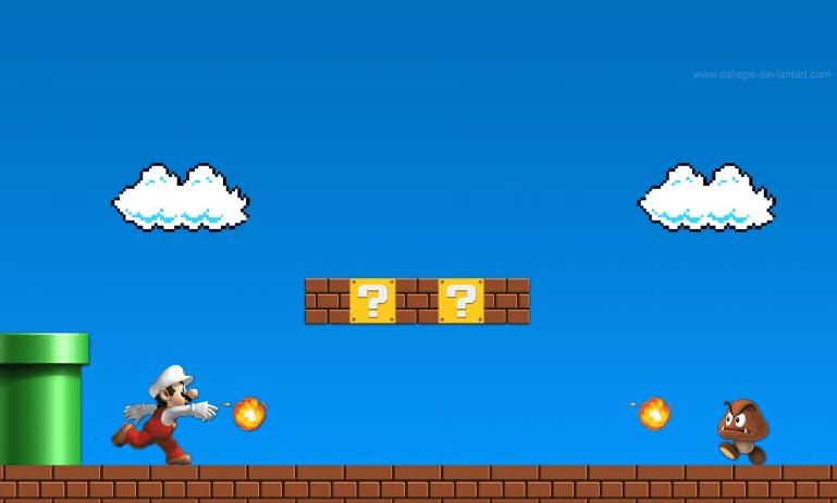 سوبر ماريو برذرز - Super Mario Bros تم بيعها بمبلغ 660 ألف دولار أمريكي