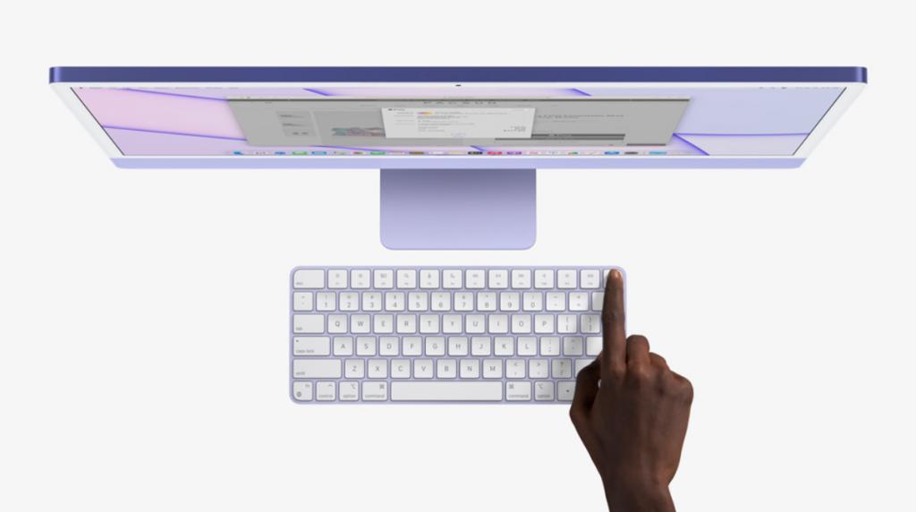 اي ماك 2021 iMac رسميًا - جهاز فخم من جميع النواحي