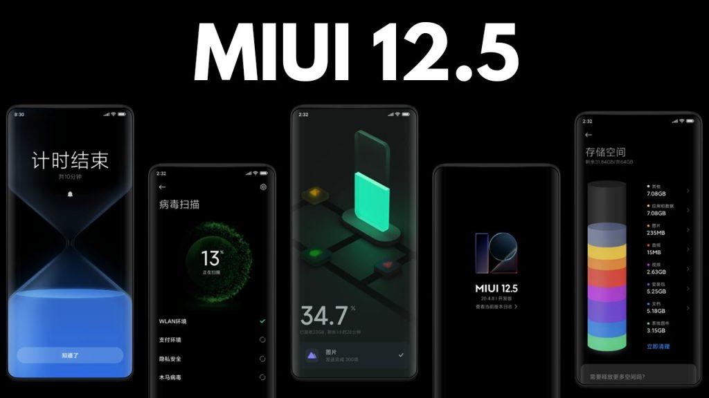ريدمي نوت 9 برو 5 جي - Redmi Note 9 Pro 5G يحصل على واجهة MIUI 12.5