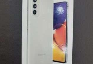 جالكسي اى 82 - Galaxy A82 في تسريبات جديدة عن التصميم والكاميرا